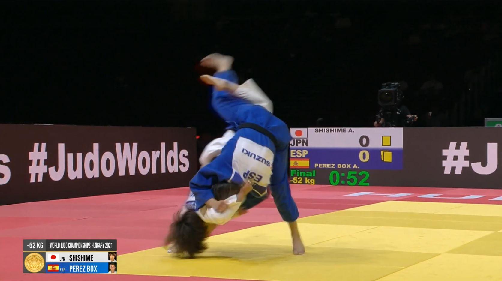 2021 World's Gold Medalists (Women)