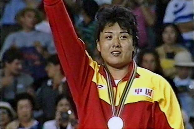 1992 Olympics: Women's +72kg
