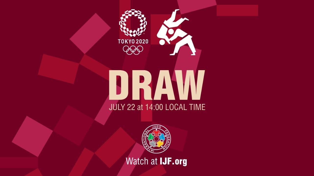 Olympic Judo Draw